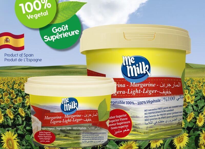 Margarine MeMilk