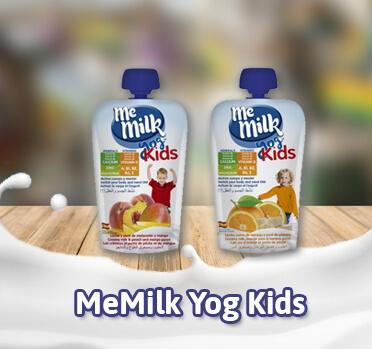 MeMilk Yog Kids