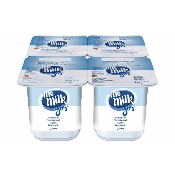 Yogurt Vaso Azucarado 120gr