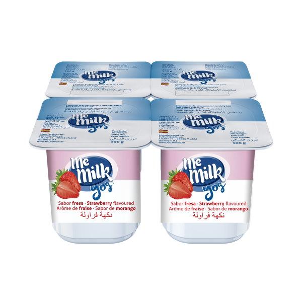 Yogurt Vaso Fresa 120gr