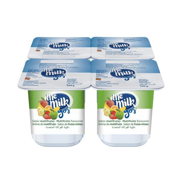 Yogurt Vaso Multifrutas 120gr