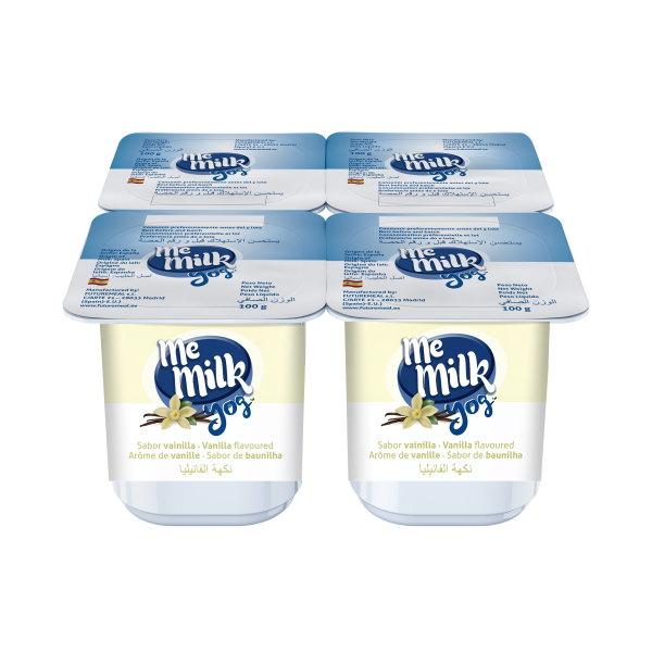 Yogurt Vaso Vainilla 120gr