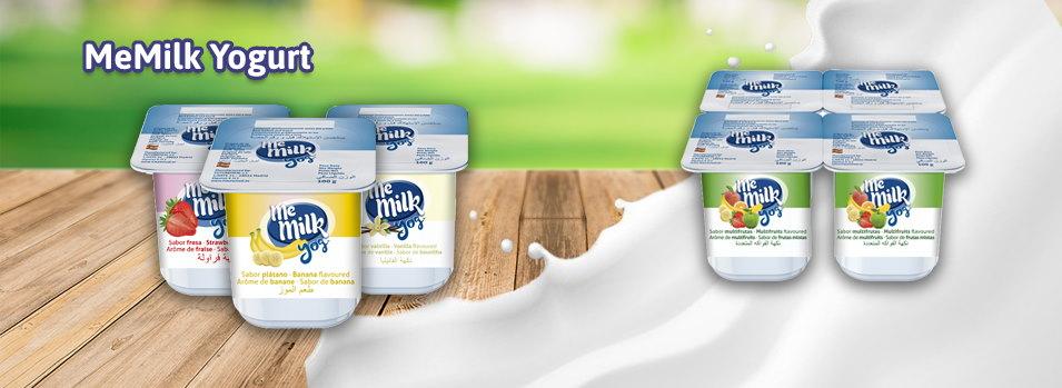 MeMilk Yogurt