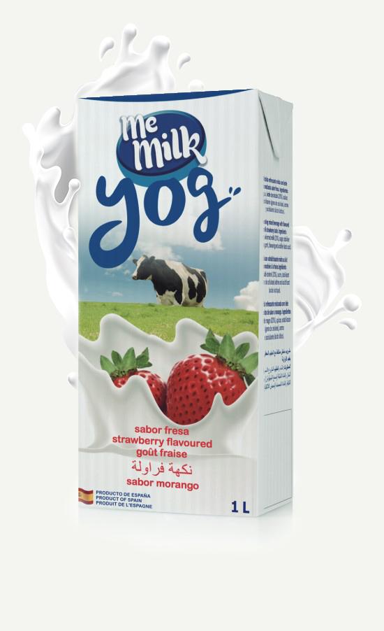 Yogur liquido